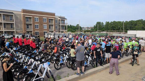 Bike Share Launch